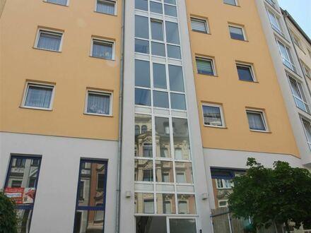 2 Raum-Wohnung mit Aufzug und Fußbodenheizung im Seehausgebiet