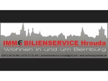 3 Raumwohnung im Zentrum von Bernburg