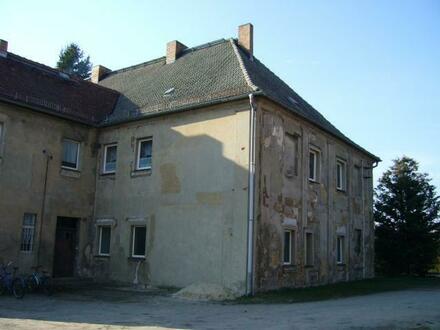 ehem. Schloss in Döbern zu verkaufen
