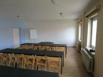 Schulungsraum zur Kurzzeitmiete bis 25 Personen