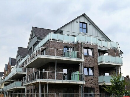 Penthouse Wohnung über 2 Ebenen ruhig und zentral in 21244 Buchholz, Am Radeland 22-24