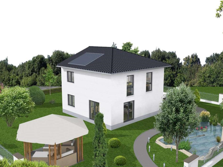 Mit Elbe Haus® bauen: KfW 55, 129 m² große Doppelhaushälfte in Dortmund Lichtendorf