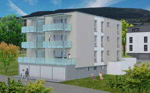3-Zimmer Eigentumswohnung in Spaichingen (78549) 86m²
