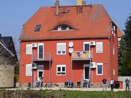 Schöne 2-Raum-Wohnung in ländlicher Idylle