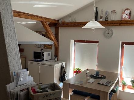 Gepflegte 3 Raumwohnung mit Wohnküche