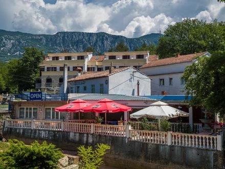 4 Apartmens,26 Zimmern mit Restaurant in der Nahe von Crikvenica/Istrien/Kroatien
