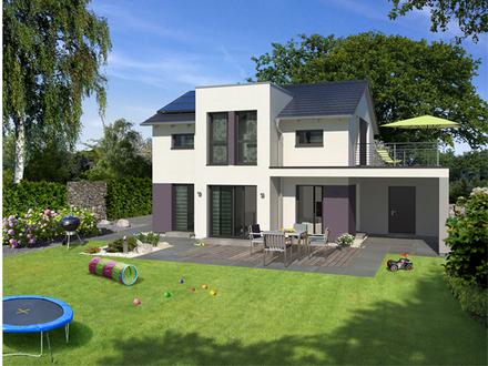Exclusives Grundstück in bester Lage mit Traumhaus von STREIF HAUS