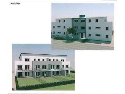 3 Zi. Whg. im Neubau mit 10 modernen Wohnungen in ruhiger Lage in Mantel