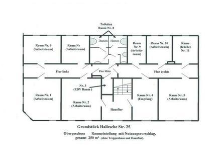 250 m² Arztpraxis oder moderne Büroräume