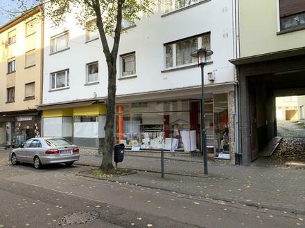 Ladenlokal in zentraler Geschäftslage