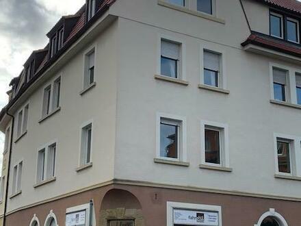 Gewerbeeinheit in einem Wohngeschäftshaus Schweinfurt