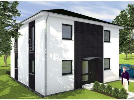 Moderne Stadtvilla in Sundern!! NEUBAUPROJEKT KfW-55 Effizienzhaus inkl. Grundstück in bester Wohnlage!!