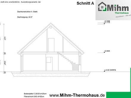 in Sünna 143qm neu bauen für 1.130€ pro Monat