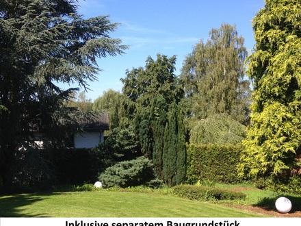 NEUVORSTELLUNG: Dortmund / Aplerbecker Mark - Luxus Residenz zwischen See und Schwerter Wald mit separatem Baugrundstüc…