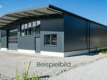 Neubau Gewerbehalle in Oberpleis (Fertigstellung Frühjahr 2022)