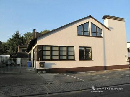 Hanau-Steinheim flexibel gestaltbares, großzügiges Bürohaus mit ca. 326 m2 Bürofläche