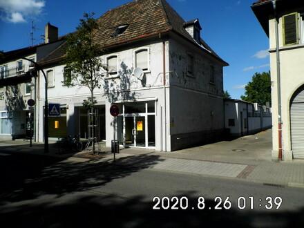 Ladenlokal 50 + 350 m² im Herzen von Ludwigsfhafen Oppau