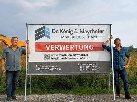 Schärding-Süd: 30.000 m² Gewerbegrund zu verpachten!
