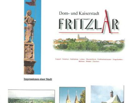 Feine Single Wohnung sucht neuen Mieter in beliebter Wohnlage von Fritzlar-Ungedankene