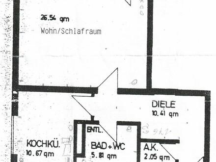 1-Zi-Eigentumswohnung