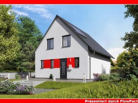 Einfamilienhaus mit durchdachter Raumaufteilung auf sonnigem Baugrundstück in Mahlow