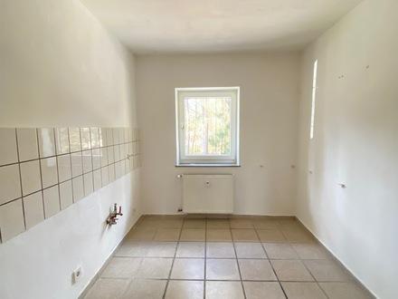 +++Balkon-Wohnung mit Waldblick+++