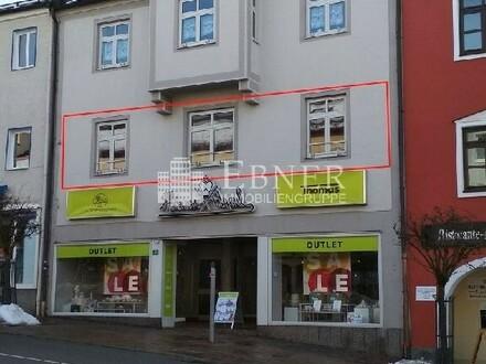 Gewerbeeinheit direkt am Stadtplatz in Zwiesel zu verpachten