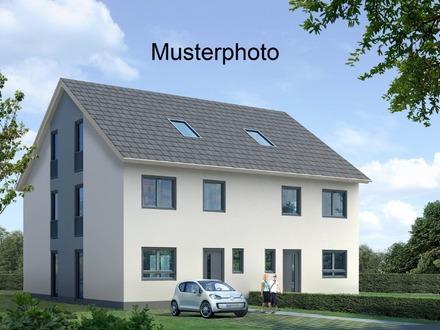 Sehr gepflegtes Mehrfamilienhaus mit 4 Wohneinheiten in 25712 Burg/Dithmarschen zu verkaufen.