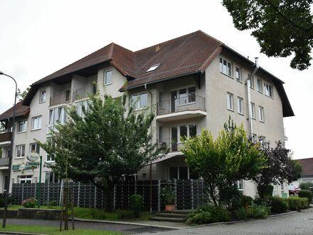 2,5-Zimmer Wohnung mit Balkon