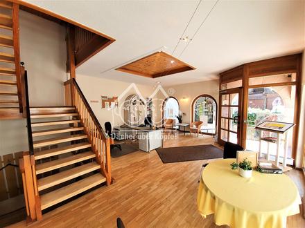 Ein Haus für alle Fälle: Geschäftshaus für Handel, Büro und vieles mehr im Herzen von Lauf