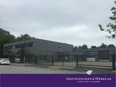 KAUFEN. | Gewerbeimmobilie mit Büro- und Lagerfläche nahe der Autobahn (A 27)