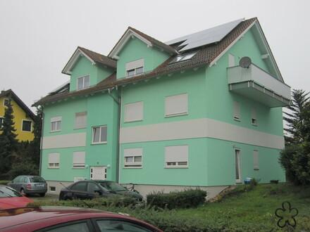 Helles 1-Zimmer-Appartment mit Kellerabteil und PKW-Stellplatz in Burglengenfeld