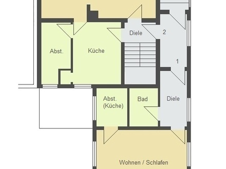 Schönes Zweifamilienhaus in Reinhardshagen-Vaake