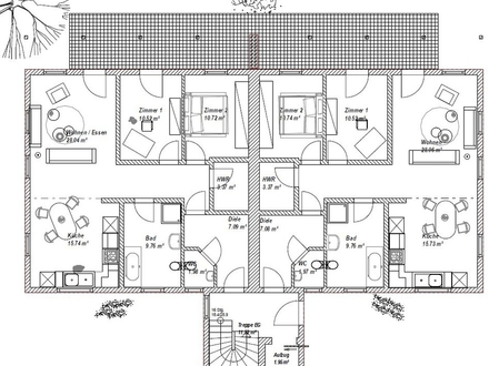 Neubau Eigentumswohnung in Contwig