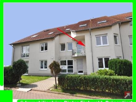 Wohnfreundliche 1-Raum Wohnung mit Balkon in Sassnitz
