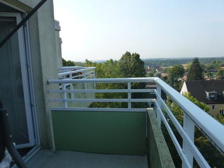 Frisch renoviertes Apartment mit Ausblick