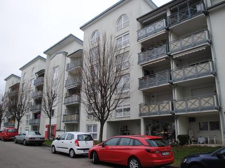 Betreute 2-Zimmerwohnung in Leonberg