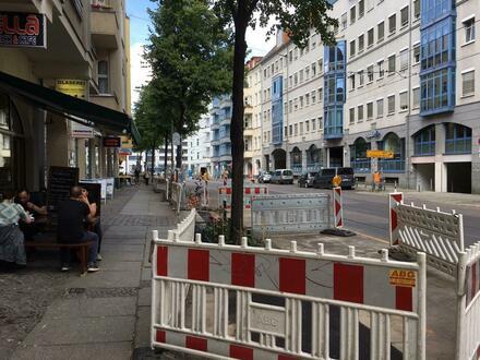 WGH mit Hotel und Laden in Berlin-Friedrichshain