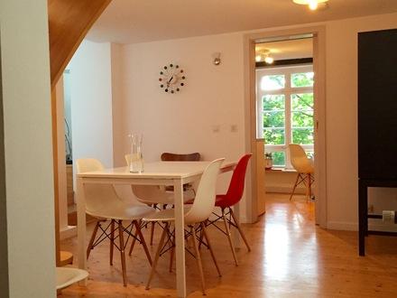 Schöne Maisonette-Wohnung im Schlößchen Diez