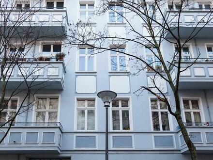 Hübsche und helle 2 Zimmerwohnung mit Balkon in Friedrichshain