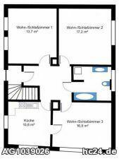 Frisch renovierte 3 Zimmerwohnung in Neubrunn bei Würzburg