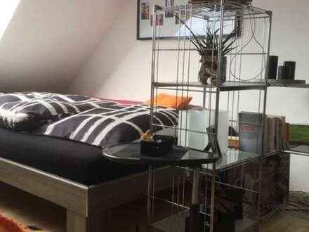 Kleine möbilierte Wohnung Nähe Uni Bayreuth