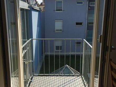Sonnige 2 Zimmer-Stadtwohnung