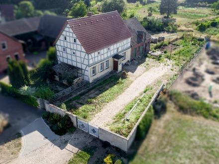 +++Einfamilien-Fachwerkhaus in Randlage von Lindstedt+++