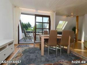 Möblierte 2-Zimmerwohnung mit Loggia Würzburg/Heuchelhof