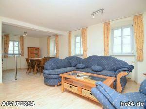 Möblierte 3-Zimmer Wohnung in Kolitzheim/Stammheim