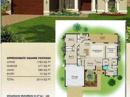 FLORIDA Massiv-Neubau ab 178.000,-