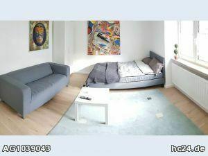 Frisch renovierte 1 Zimmerwohnung in Neubrunn bei Würzburg