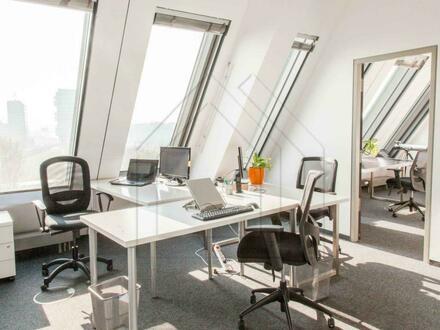 Bürofläche mit Blick auf die Spree