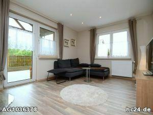 Ansprechend möblierte Wohnung in Greußenheim